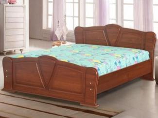 Кровать МДФ МК 6 - Мебельная фабрика «Уютный Дом»