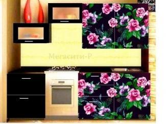 Кухня прямая Мелитта 4 - Мебельная фабрика «Мега Сити-Р»