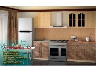 Кухня прямая Вероника 12 - Мебельная фабрика «Рамзес», г. Ульяновск