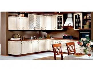 Классическая угловая кухня - Мебельная фабрика «Алиса»