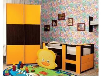 Vitamin 4 Набор мебели для детской - Мебельная фабрика «Вита-мебель», г. Йошкар-Ола