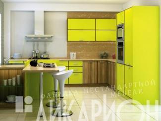 Кухонный гарнитур «Орхидея» - Мебельная фабрика «Ликарион»