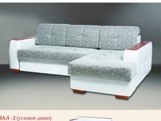 диван угловой Кардинал 2 - Мебельная фабрика «Карина»