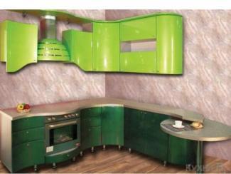 Кухонный гарнитур угловой Тропикана - Мебельная фабрика «Кухни-АСТ»