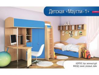 Детская Маугли 1 - Мебельная фабрика «Аквилон»