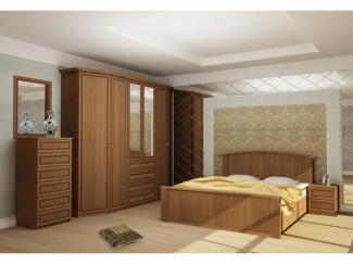 Спальня АРИЯ 1 - Мебельная фабрика «Азбука мебели»