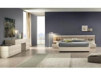 Спальный гарнитур 7 - Мебельная фабрика «Триана»