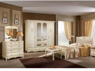Спальный гарнитур Оскар - Мебельная фабрика «Ивна»