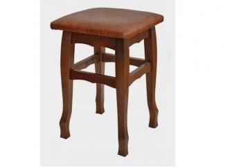 Табурет из бука 42 - Мебельная фабрика «Нормис»