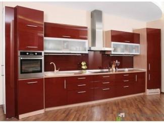 Прямая кухня Модерн 011 - Изготовление мебели на заказ «Ре-Форма»
