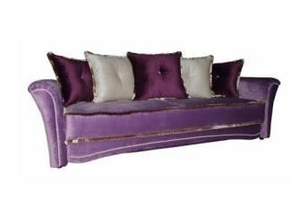 Прямой диван Роза Премиум - Мебельная фабрика «Мастерские Комфорта»
