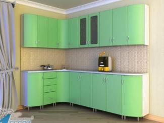 кухня угловая «Сфера 1» МДФ - Мебельная фабрика «Мир мебели»