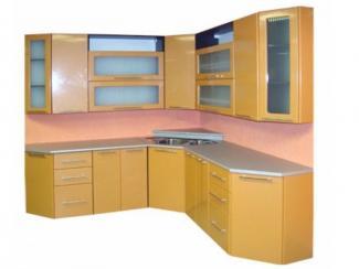 Кухня угловая 9 - Мебельная фабрика «Трио мебель»