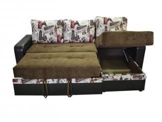 Угловой раскладной диван Надежда - Мебельная фабрика «Интерьер-мебель»
