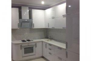 Небольшая белая кухня - Мебельная фабрика «МиАн»