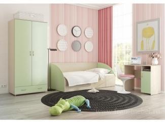 Детская Ларс вариант №1 - Мебельная фабрика «Фран»