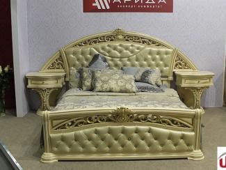 Мебельная выставка Краснодар: Спальня - Мебельная фабрика «Арида»
