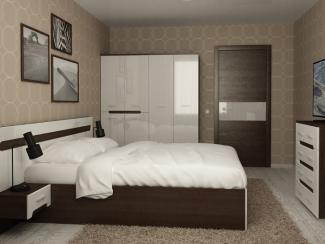 Спальня Техно - Мебельная фабрика «Престиж»