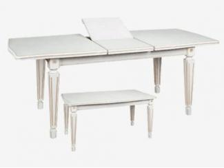 Большой раскладной стол Гранд 1 - Мебельная фабрика «Кухни Медынь»