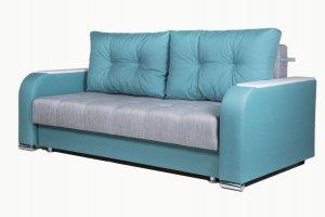 Диван Фиджи прямой (тик-так) - Мебельная фабрика «Олимп»