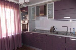 Фиолетовая кухня - Мебельная фабрика «Передовые технологии дизайна»