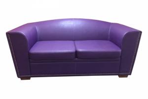 Фиолетовый диван - Мебельная фабрика «Лина-Н»