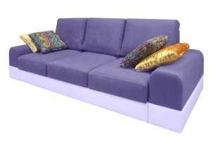 Фиолетовый диван Москва - Мебельная фабрика «Асти»