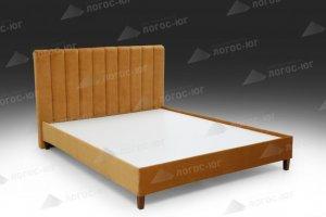 Кровать мягкая экономичная Флоренция 4 - Мебельная фабрика «Логос-юг»