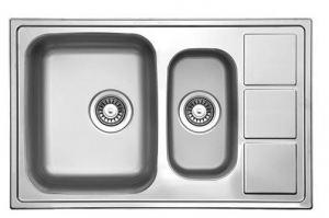 Флорентина Кухонная мойка ПРОФИ 780.500.1К - Оптовый поставщик комплектующих «Флорентина»