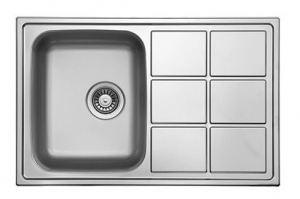 Флорентина Кухонная мойка ПРОФИ 780.500 - Оптовый поставщик комплектующих «Флорентина»