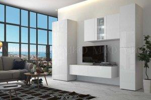 Гостиная Флорис модульная система - Мебельная фабрика «МиФ»