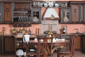 Кухня угловая Fortuna - Мебельная фабрика «Энгельсская (Эмфа)»