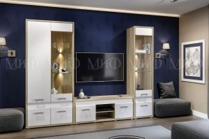 Модульная гостиная ФОРТУНА - Мебельная фабрика «МиФ»