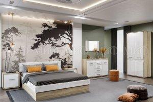 Модульная спальня ФОРТУНА - Мебельная фабрика «МиФ»