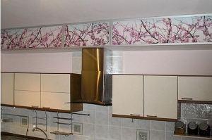 Фотовитраж на кухонный фасад - Оптовый поставщик комплектующих «Артель»
