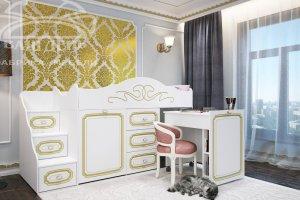 функциональная детская мебель София 1 - Мебельная фабрика «Ваш День»