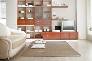Функциональная гостиная стенка - Мебельная фабрика «Мебельная мастерская»