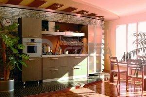 Функциональная кухня Виолетта - Мебельная фабрика «Астарта»
