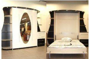Функциональный шкаф-кровать - Мебельная фабрика «Удобна»