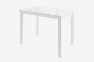 Стол Габби раздвижной со стеклом - Мебельная фабрика «MAMADOMA»