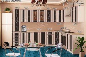 Кухня Габриэла-2 - Мебельная фабрика «Дара»