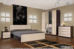 Спальня Габриэла - Мебельная фабрика «Дара»