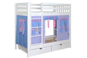 Кровать детская двухъярусная Галчонок-2 - Мебельная фабрика «Мебель Холдинг»