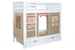 Кровать детская двухъярусная Галчонок - Мебельная фабрика «Мебель Холдинг»