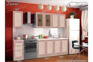 Кухня прямая Гамма - Мебельная фабрика «Дара»