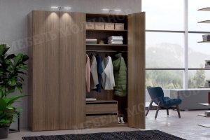 Шкаф платяной Вернер - Мебельная фабрика «Молчанов»