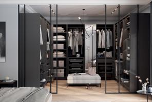 Гардеробный шкаф - Мебельная фабрика «ЗОВ»