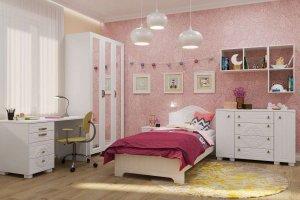 Гарнитур для детской Монблан 01 - Мебельная фабрика «Компасс»