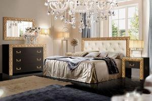 Гарнитур для спальни Тиффани премиум - Мебельная фабрика «Ярцево»