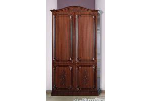 Шкаф 2-дверный Глория - Мебельная фабрика «Кубань-мебель»